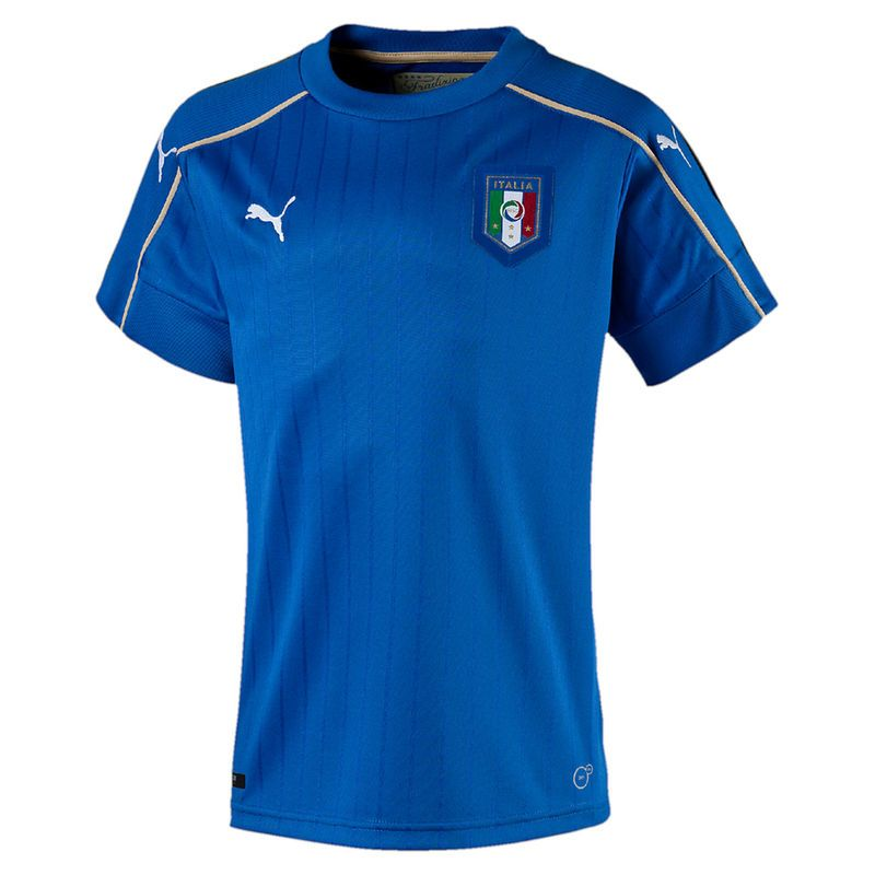 Puma Youth Italy Home Jersey
