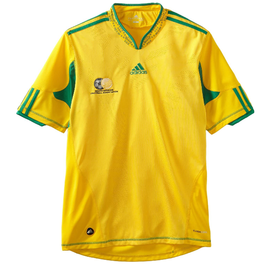 adidas South Africa Home Jersey