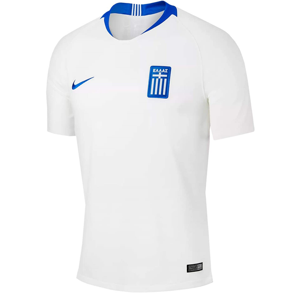 Nike Greece Home Jersey