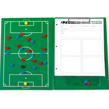 Load image into Gallery viewer, Kwikgoal Magnetic Soccer Folder