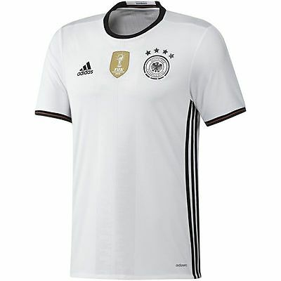 adidas Germany Home Authentic Jersey