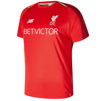 New Balance Liverpool Elite Training Jersey
