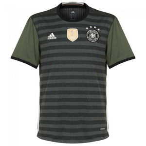 adidas Germany Away Authentic Jersey