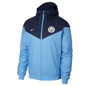 Nike Manchester City Windbreaker Jacket
