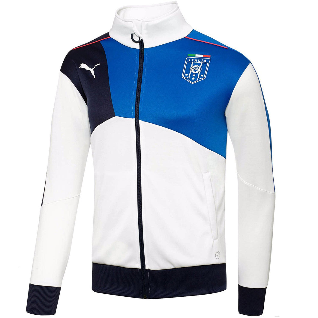 Puma Italy Stadium Walk Out Jacket