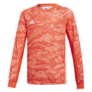 adidas Youth AdiPro 19 GK Jersey - Solar Red