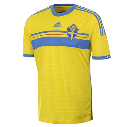 adidas Sweden Home Jersey