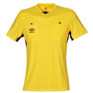 Umbro Penalty Referee Jersey - Yellow