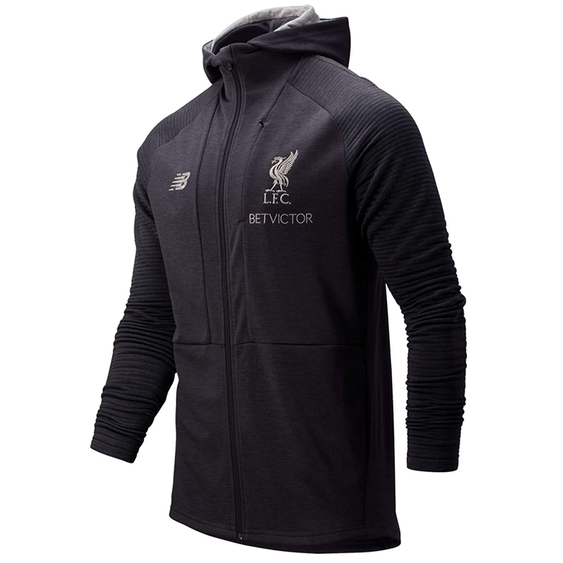 New Balance Liverpool Travel Full-Zip Hoodie