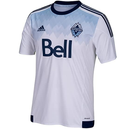 adidas Vancouver Whitecaps Home Jersey