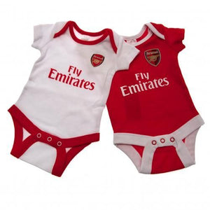 Arsenal Onesie 2 Pack