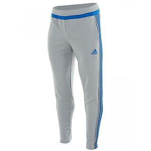 adidas Youth Tiro 15 Pant - Grey/Blue