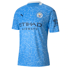 Load image into Gallery viewer, Puma Manchester City Home Jersey 2020/21