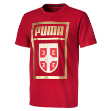 Load image into Gallery viewer, Puma Serbia DNA Tee