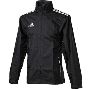adidas Core 11 Rain Jacket - Black/White