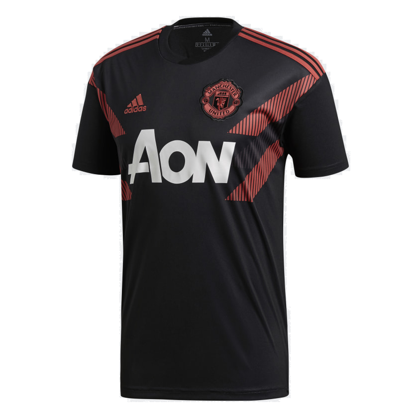 adidas Manchester United Prematch Jersey