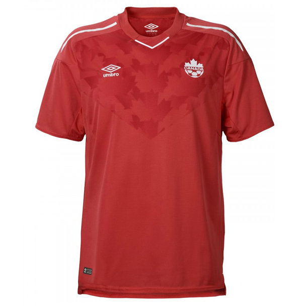 Umbro Youth Canada Home Jersey