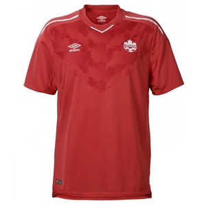 Umbro Canada Home Jersey