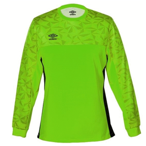 Umbro Youth Portero GK Jersey - Lime Green