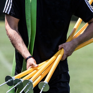 Kwikgoal Coaching Sticks (Set of 6)