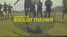 Load and play video in Gallery viewer, Sklz Quickster Soccer Rebounder