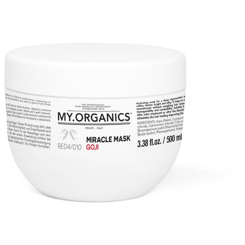 Organic Conditioning Hair Mask 500ml | My.Organics - My Organics