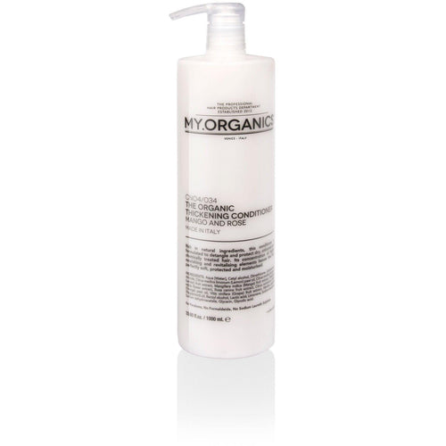 Organic Thickening Conditioner for Thin Hair 1000ml | My.Organics - My Organics