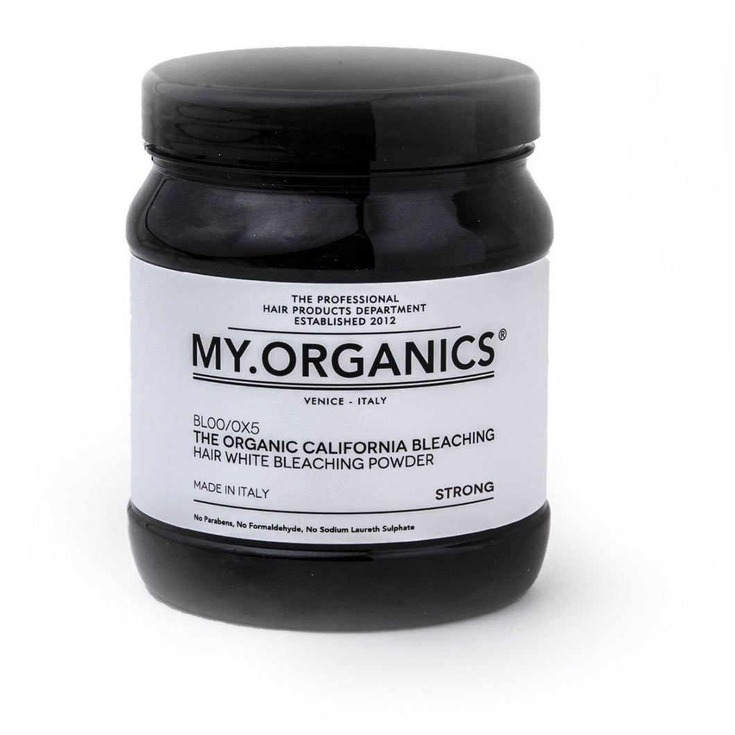 My Organics California Strong Bleaching Powder 500g - My Organics