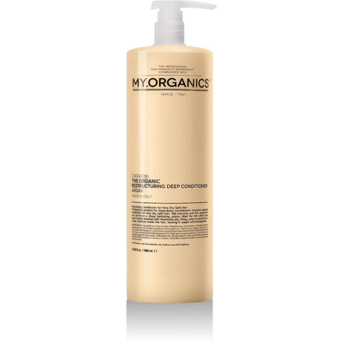 Organic Restructuring Conditioner for Damaged Hair 1000ml | My.Organics - My Organics