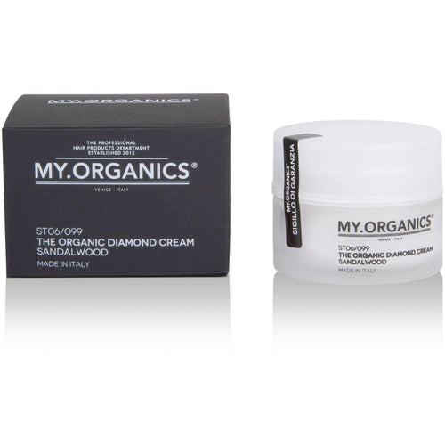 Organic Hair Styling Cream 50ml | My.Organics - My Organics