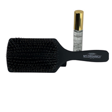 Load image into Gallery viewer, My Organics Hair Brush Gift Set with Hair Perfume - My Organics