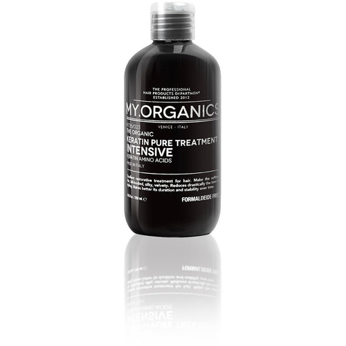 Organic Keratin Treatment 250ml | My.Organics - My Organics