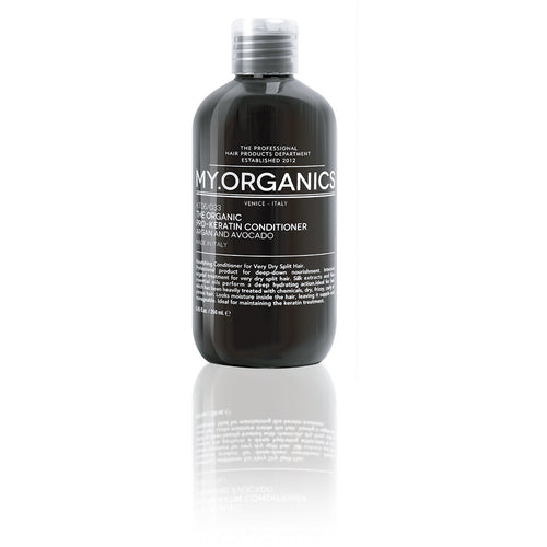 Organic Keratin Conditioner 250ml | My.Organics - My Organics