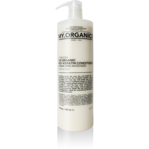 Organic Keratin Conditioner 1000ml | My.Organics - My Organics