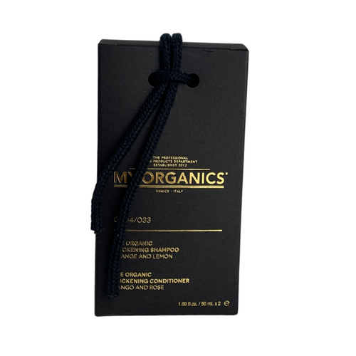 My Organics Thickening Christmas Shampoo & Conditioner Gift Set - My Organics