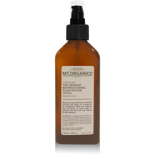Organic Argan Oil for Hair and Body 100ml | My.Organics - My Organics
