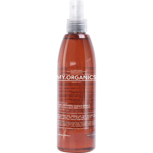 Organic Sea Salt Spray 250ml | My.Organics - My Organics