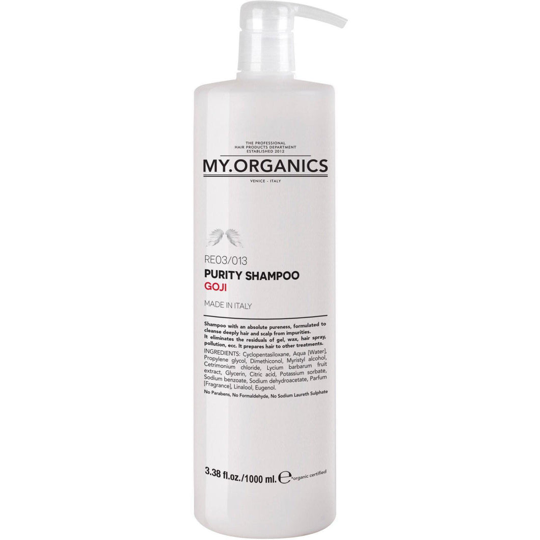 My Organics Purity Shampoo 1000ml - My Organics