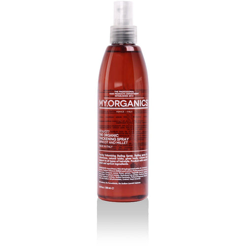 Organic Hair Volumizing Spray 250ml | My.Organics - My Organics