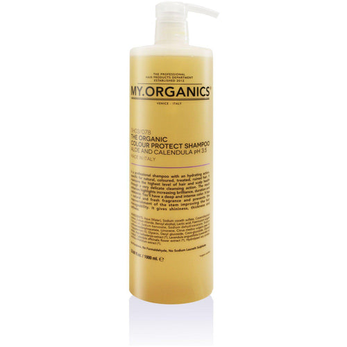 Organic Colour Protect Shampoo 1000ml | My.Organics - My Organics