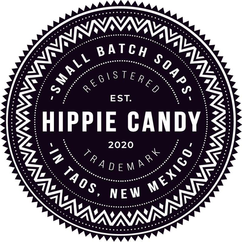 Hi, I'm Lauren. I'm the owner and creator at Hippie Candy soap in Taos, NM. I design all-natural, eco-friendly soap for nature lovers that gives back to national parks. Sweeten your shower experience - Get clean. Give back.