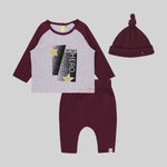 Moms Hero Set - Organic Cotton