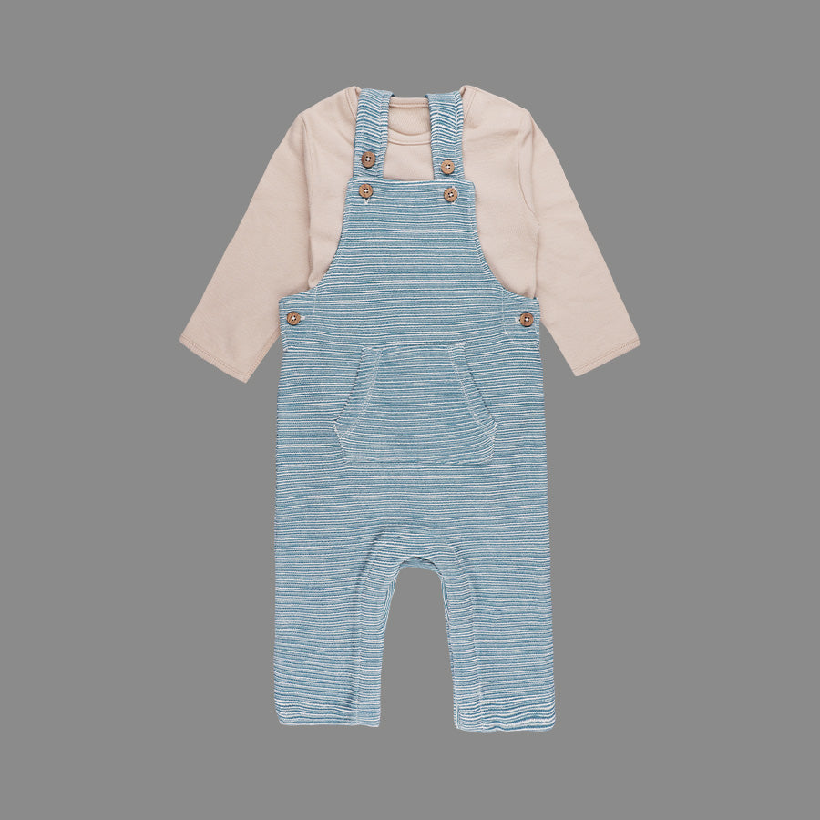 Baby boys Dungaree - Organic cotton
