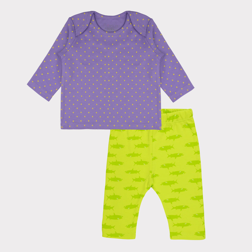 Baby Girls Pyjama Set