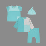 Unisex Baby Mix n Match Set - Organic cotton
