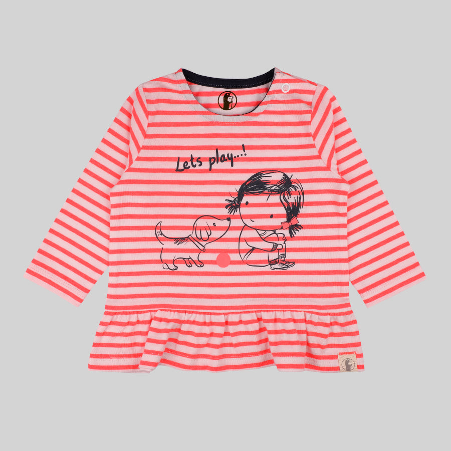 Pretty Girls Play set - Organic cotton