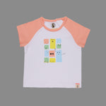 Unisex Baby Happy Fun Set - Organic cotton