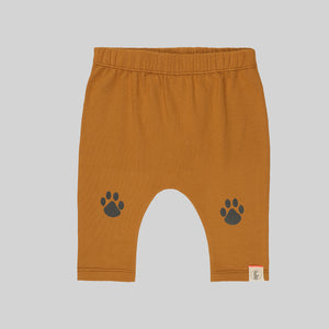 Baby boy Lion Cub 2 Pack Bottoms - Organic cotton