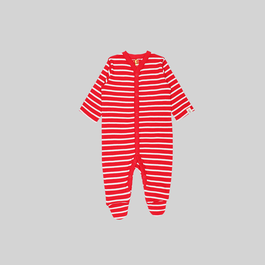 Unisex Baby 3 Pack Sleepsuits - Organic cotton