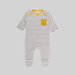 Baby Boy 4 piece ocean fun Set - Organic cotton